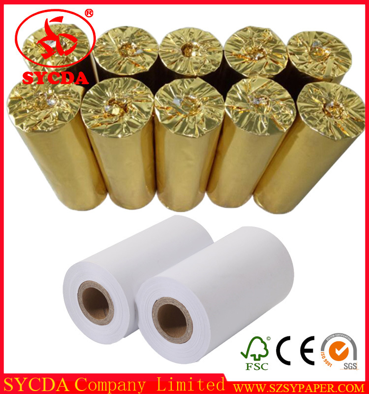 Smoothly Cut Factory Economic Price Receipt Paper Roll