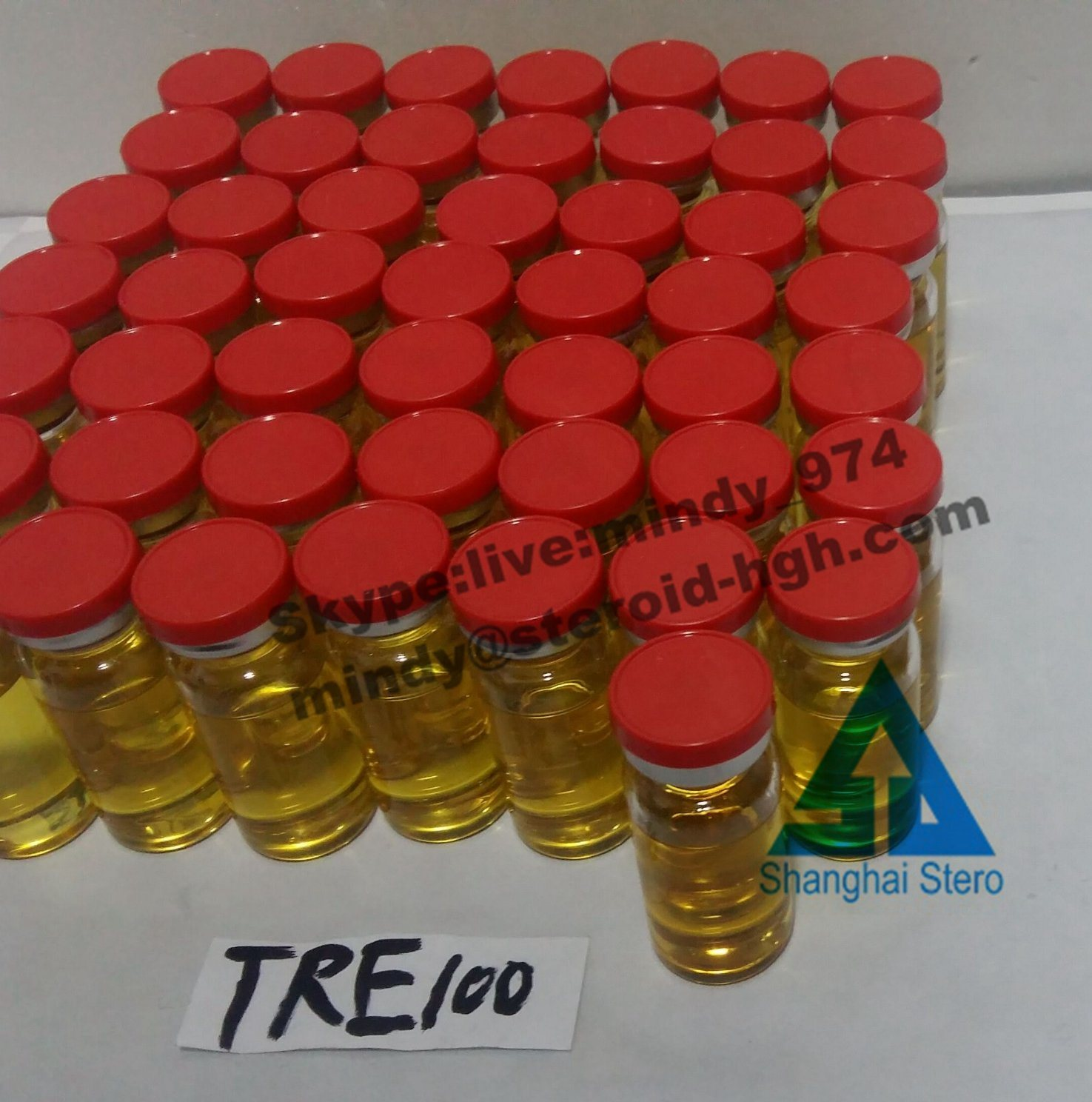Anabolic Steroid Tren a Trenbolone Acetate for Muscle Growth