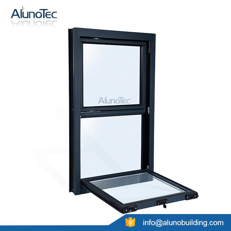 Aluminium Vertical Hung Window