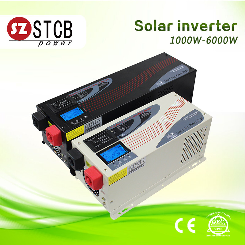 off Grid Solar Inverter 1000W~6000W for All Home Electrical Appliances