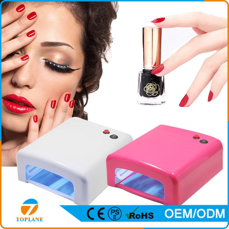Popular 36 Watt Hand Sensor UV LED Nail Lamp