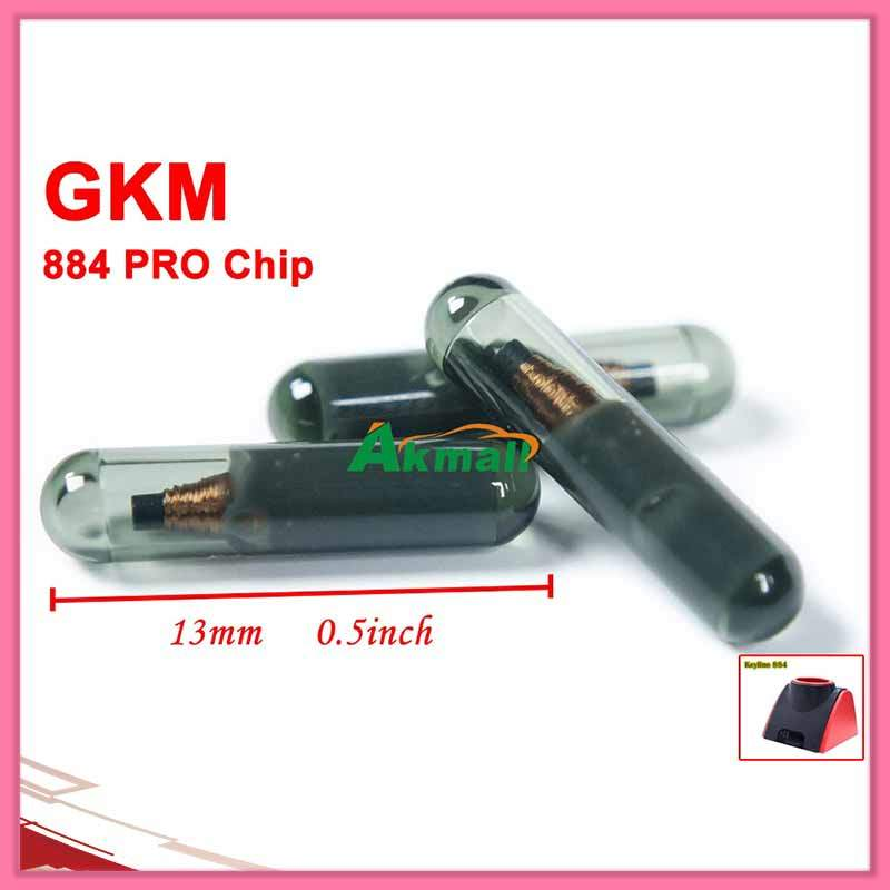 Keyline Gkm 884 PRO Glass Transponder Chip