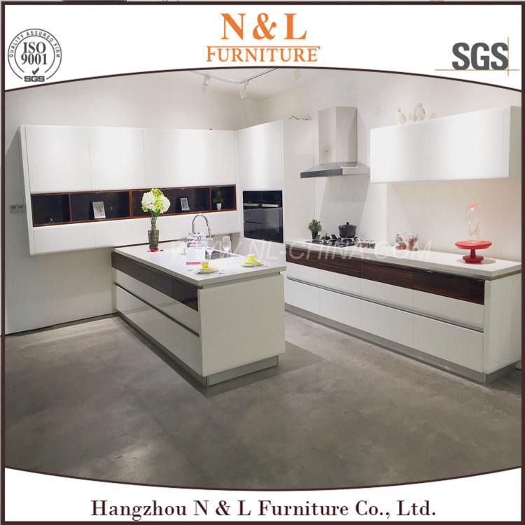 2017 New Style Modern Kitchen Cabinet Design Wooden Kitchen Furniture