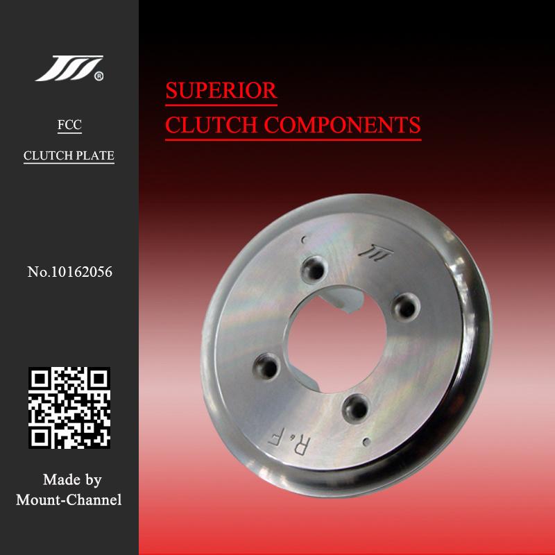 Quantity Assured FCC/Cg150/Titan150 Electroless Nickel Plating Clutch Pressure Plate