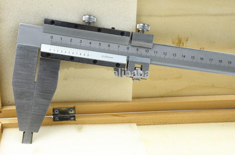 Heavy Duty Vernier Caliper Basic Model