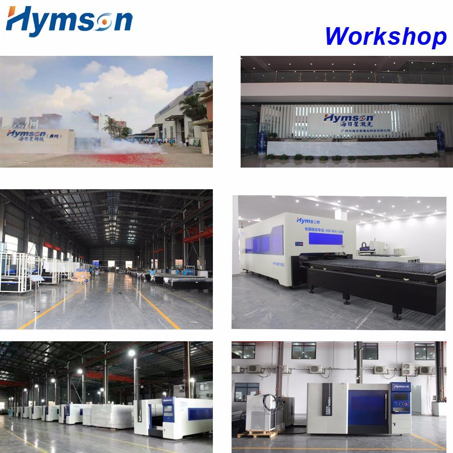 Fiber Laser Cutting Machine for 1-12mm Carbon Steel Sheetmetal Fabrication Machines (3015A)