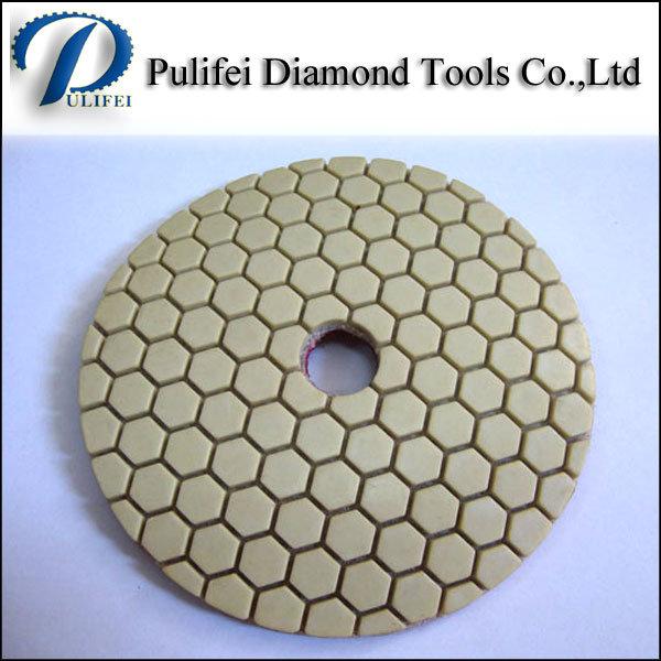 Diamond Polishing Stone Machine Granite Polishing Pad for Angle Grinder