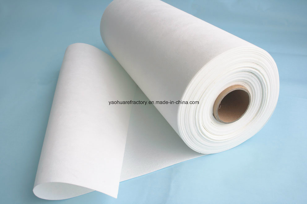 Hz, HP, ST Zircon Thermal Insulation Ceramic Fibre Paper