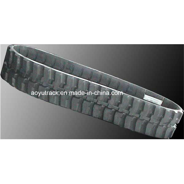 Rubber Track Size 300 X 53 X 80 for Excavator