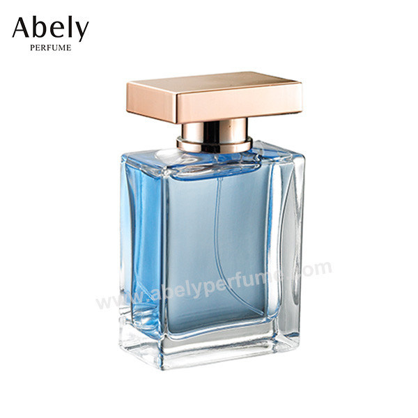 Heavy Glass Polishing Perfume Bottle with Oriental Perfume