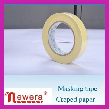 White Color Promotion Item Waterproof Masking Tape for 3m