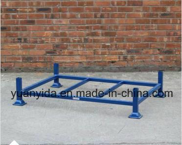 Hot Sale Powder Coating Stackable Pallet Rack/Steel Pallets