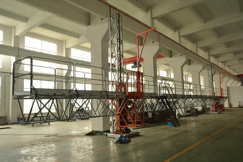Mast Climbing Aerial Work Platform/Talble/Crane