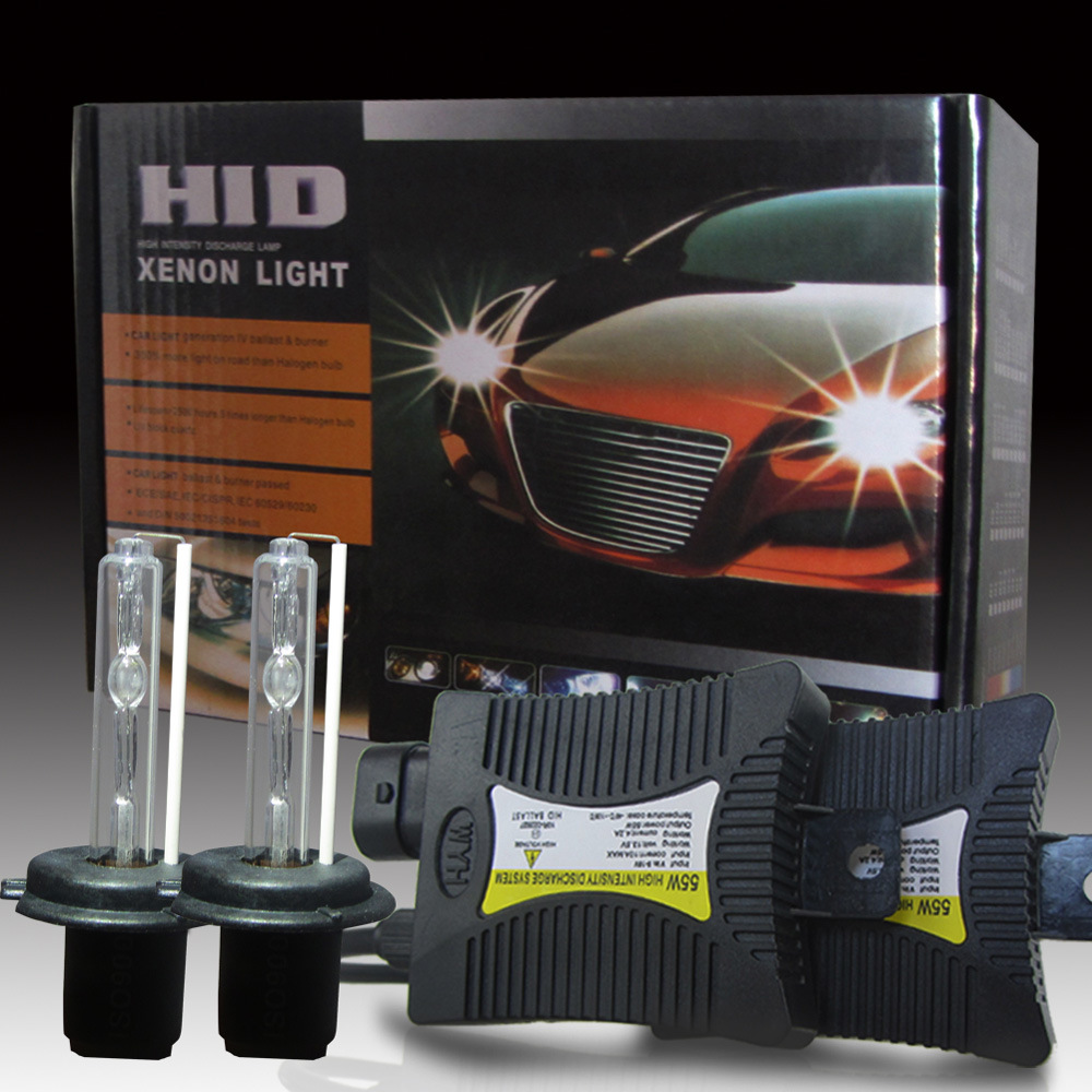 55W Conversion Kit HID Xenon Headlight H1/H3/H4/H7/H11/9005/9006/880/881/9004/7