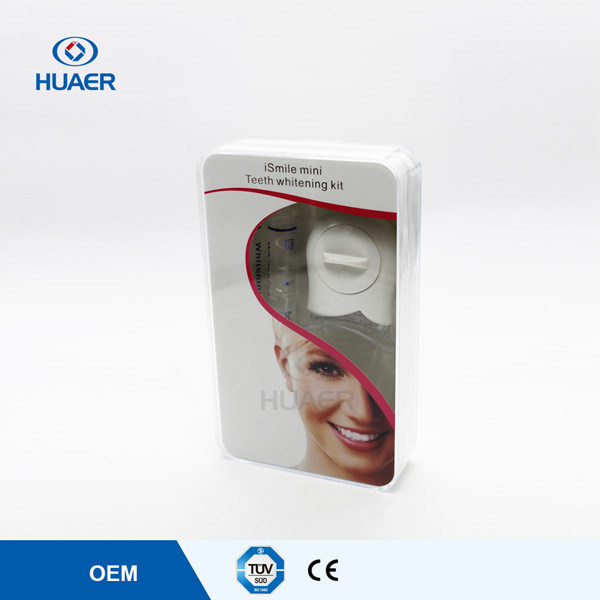 Ce Approved Newest Model Home Use Teeth Whitening Kit
