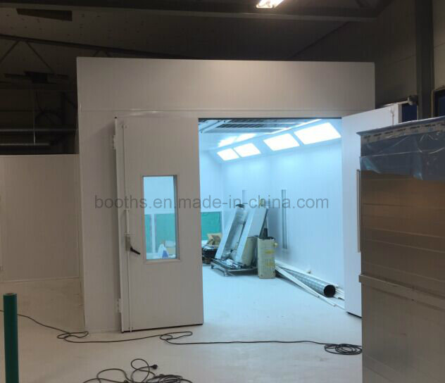 Popular Spray Paint Booth Car Spray Booth Price