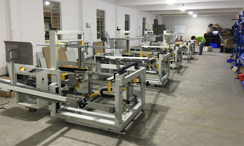 Case Erector Machine