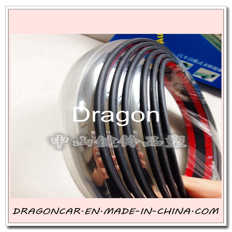 High Quality Car Wheel Arc Chrome Car Moulding Trim Car Accessories