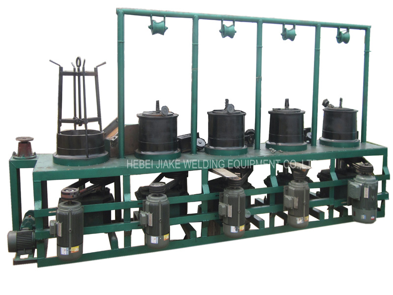 Automaticity Simple Pulley Wire Drawing Machine From China