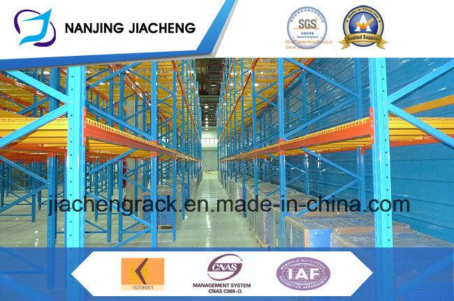 Best-Selling Warehouse Storage Heavy Duty Steel Pallet Racking with Powder Coating