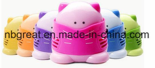 2016 New Mini Fun Cat Table Top Vacuum Cleaner