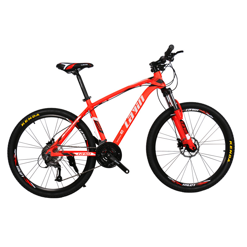 Bicycle Manufacturer Offer 26inch 27speed Integrated Wheel Mountain Bicycle