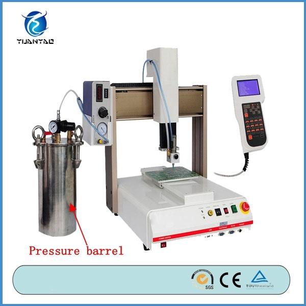 Desktop Automatic Liquid Epoxy Glue Dispensing Machine