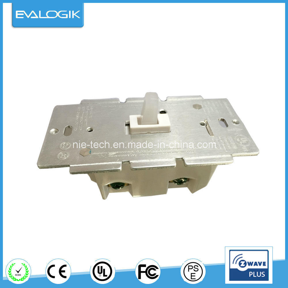 Hot Sale Toggle Switch for Home Automation (ZW30T)