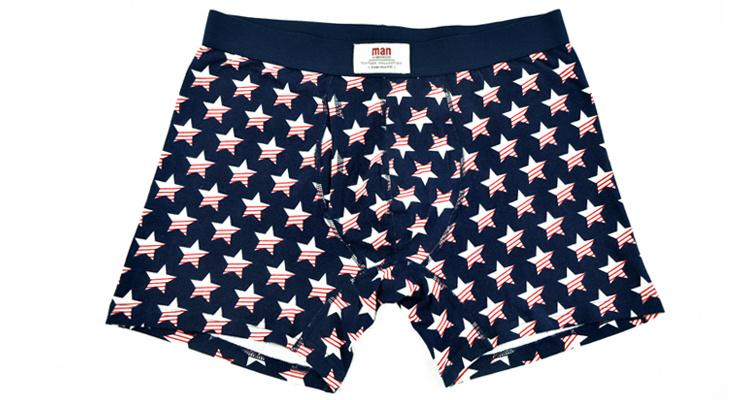 95%Cotton/5%Pendex Men Underwear Boxers Brief Fashion for 254
