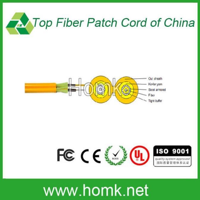 Fiber Optic Duplex Indoor Cable