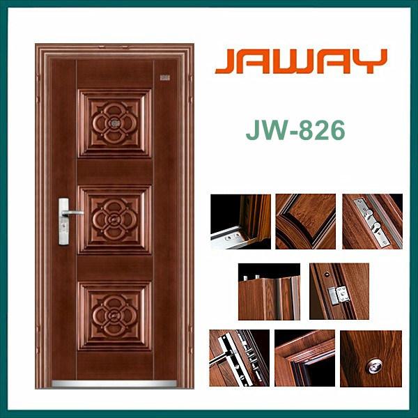 Classic Cooper Steel Security Door
