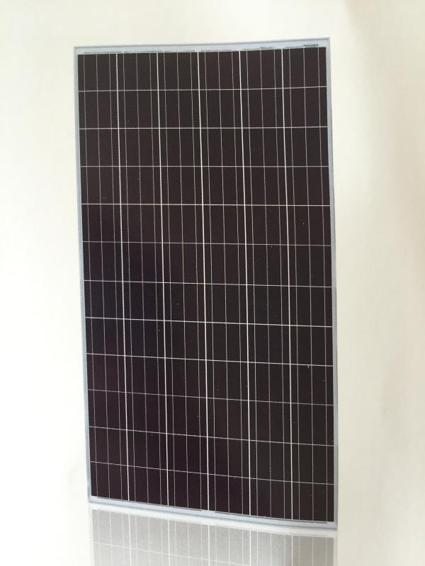 36V Polycrystal 300 Watt Solar Panel Manufacturer with TUV