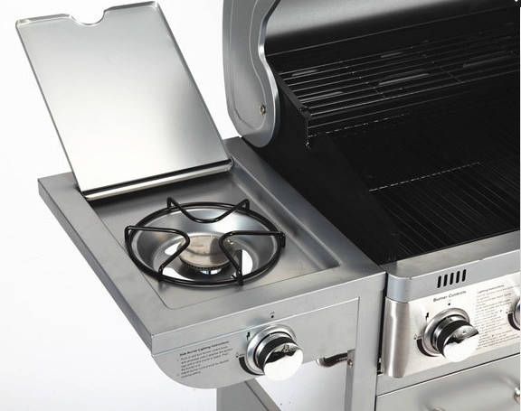 Wholesale Outdoor Kitchen BBQ Gas Grill 5burners