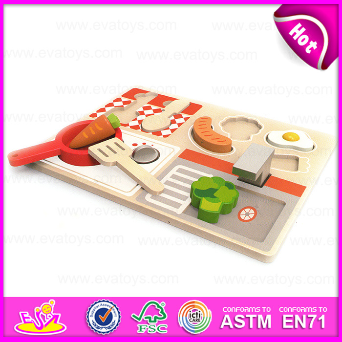 2015 New Design Colorful Wooden Kitchen Toy Kitchen Play Set Cooking Toy Kitchen Toy Baby Toy