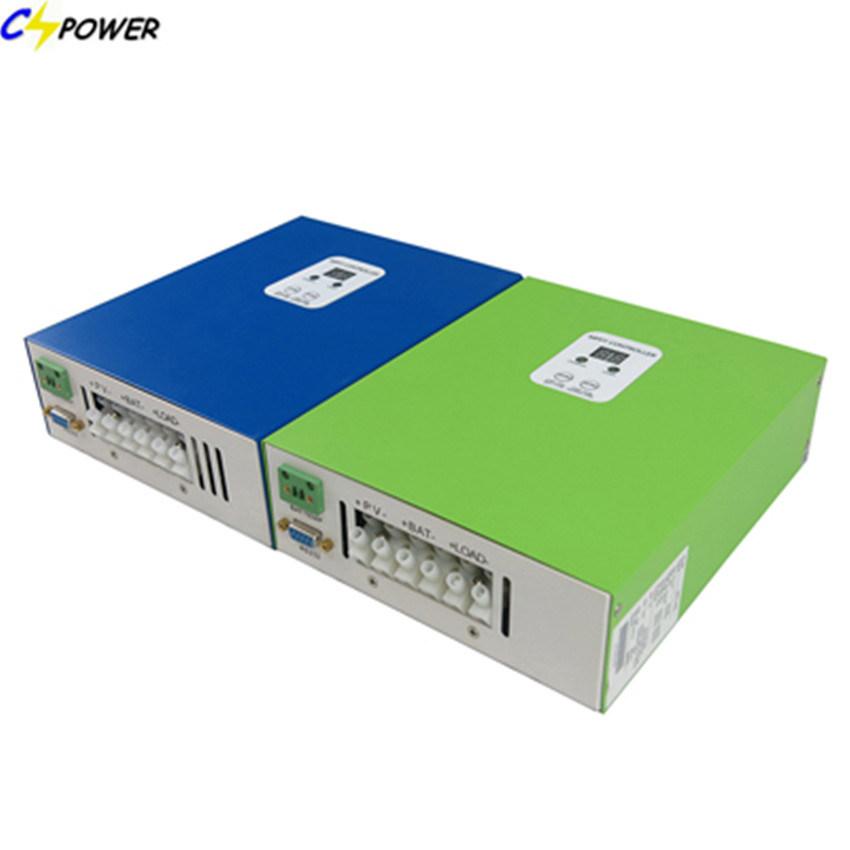 Esmart-20A 12months Warranty 12V/24V/48VDC MPPT Solar Charge Controller LED