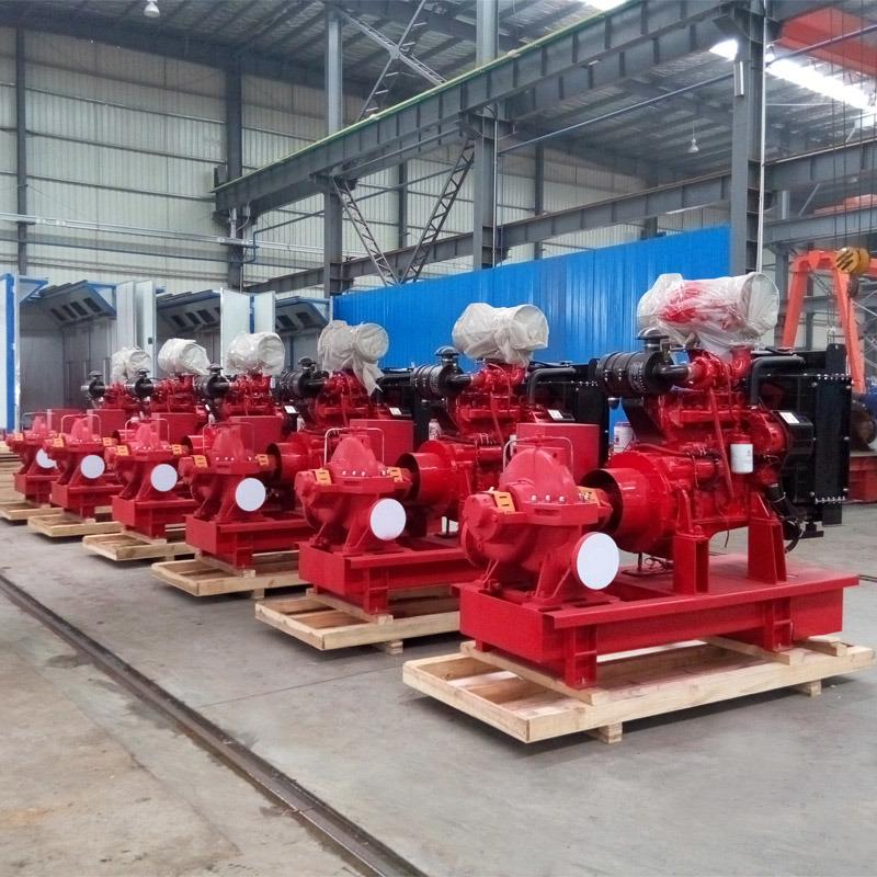 UL/FM Fire Pump (NFPA20 standard pump)
