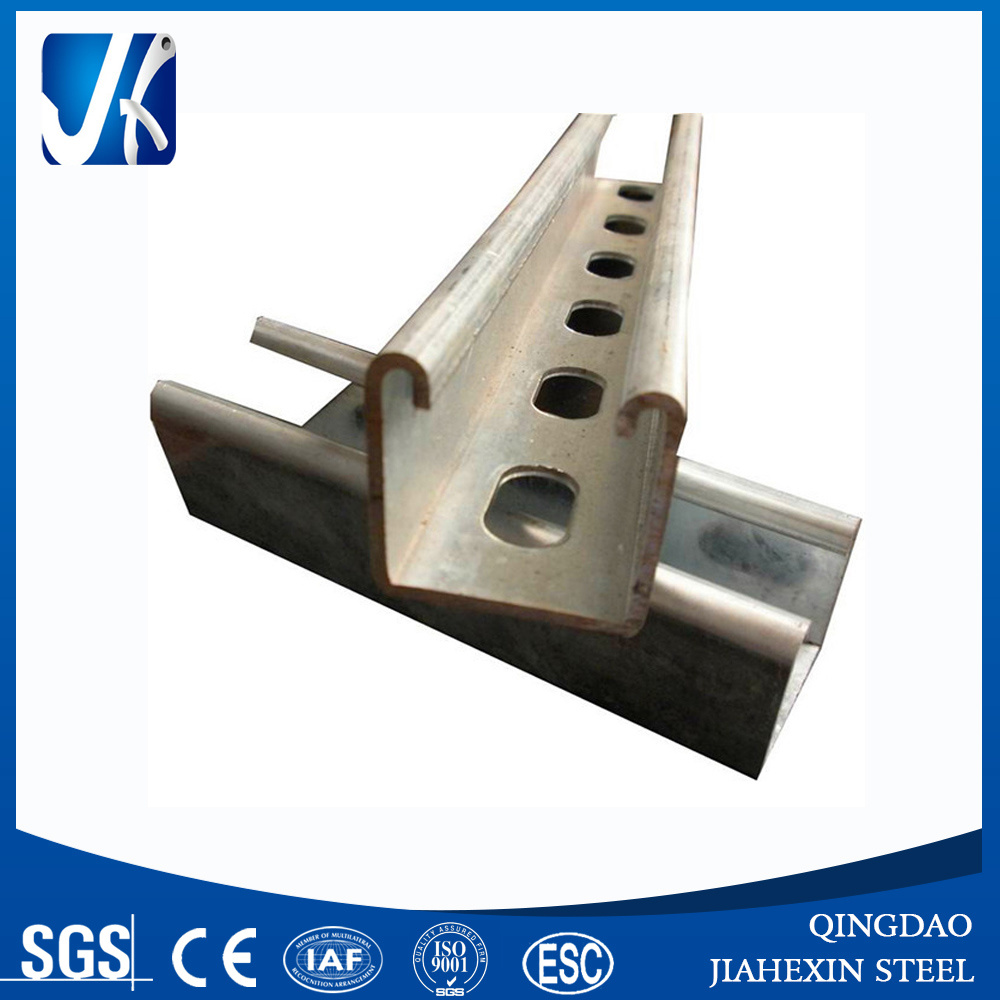C Lipped Channel or C Beam for Steel Procduct