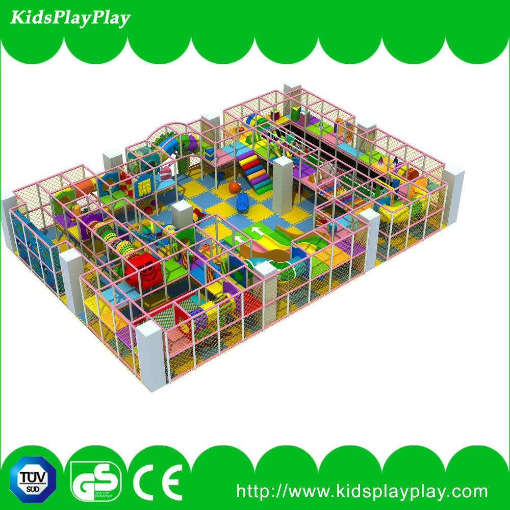 Best Sale Kids Equipment Soft Amusement Park Indoor Playground