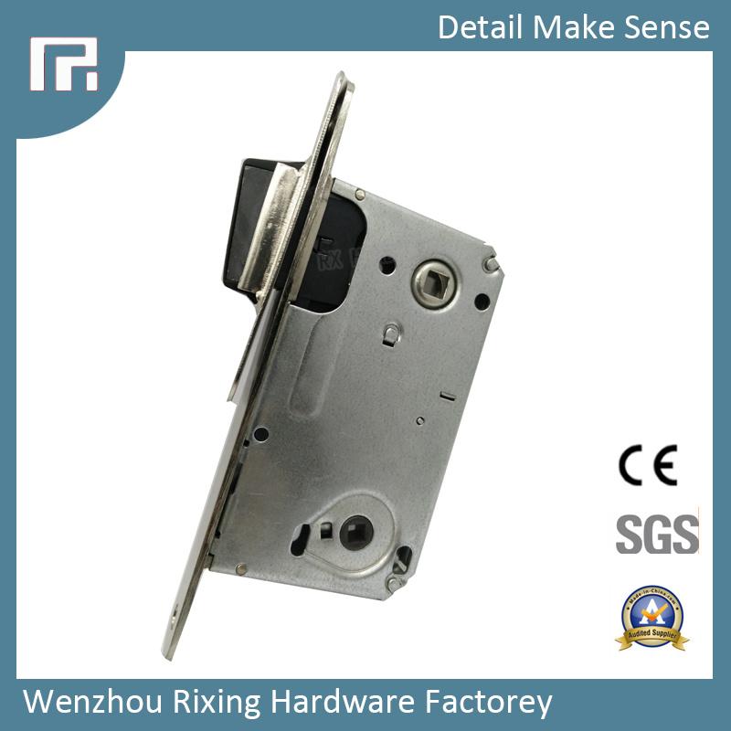 Magnetic Wooden Door Mortise Door Lock Body R01