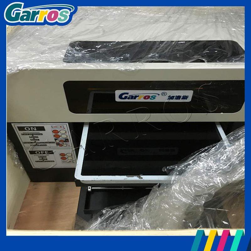 Garros Ts-3042 A3 DTG Textile Printer for T-Shirt