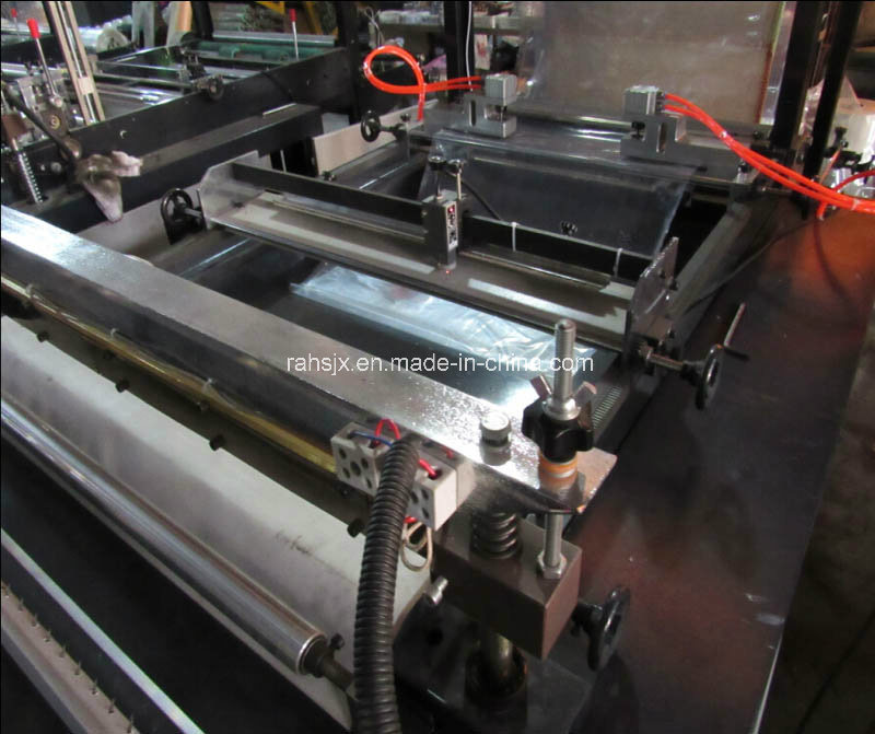 Single Line Thicker Plastic Bag Cutting & Sealing Machine