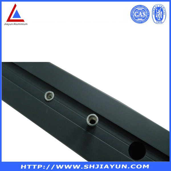 Sliding Aluminium Lighting Fixture From Aluminum Manufacturer ISO&SGS Certificated