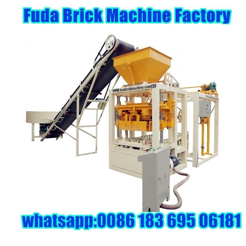Germany Technology Stone Dust Brick Making Machine of China Manufacturer