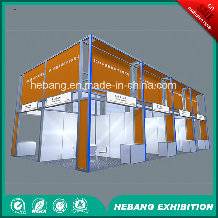Hb-L00016 3X3 Aluminum Exhibition Booth