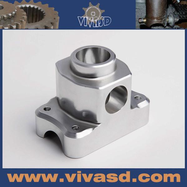CNC Machining Working Parts Aluminum Caps