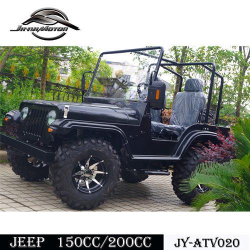 Made in China Factory Selling Cheaper Racing Go Kart (JY-ATV020)