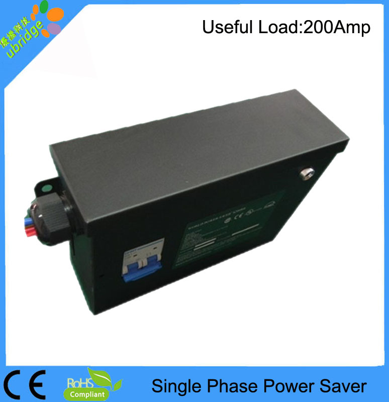 Single Pahse Power Saver for Home (S200RB)