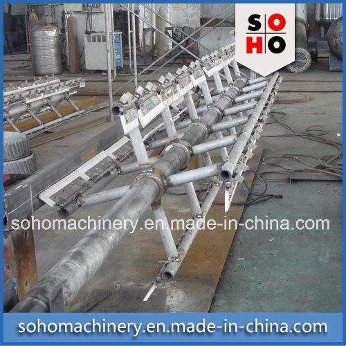 Used Engine Oil Refinery Plant of Thin Film Evaporator