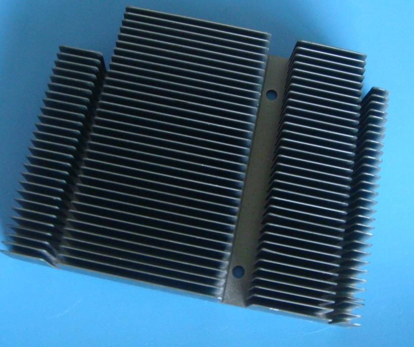 Die Casting/Extrusion/Stamping Aluminum for Consumer Electronic Heat Sinks