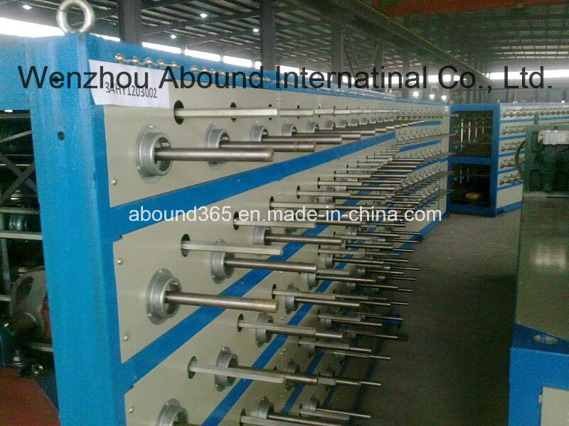 PP Fiber Stretching, Drawing, Winding Machine